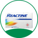REACTINE ANTIALLERGICO 6 Cpr