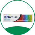 DICLOREUM ACTIGEL 1%